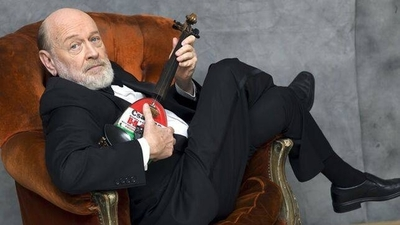 HOY / La muerte del 'luthier' Marcos Mundstock tiñe de luto la cultura hispana