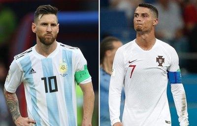 Forlan explica porqué Cristiano Ronaldo es superior a Messi