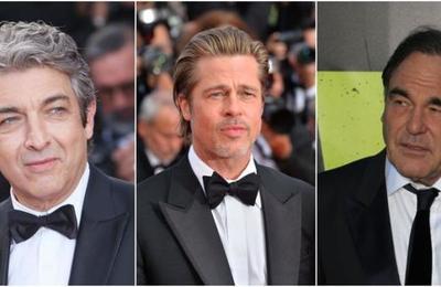 Ricardo Darín recordó el día que Brad Pitt lo 'salvó' del acoso de Oliver Stone