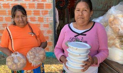 Más de 2.700 artesanos reciben kits de alimentos