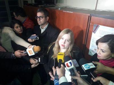 Designan a Liliana Alcaráz como interina para caso Petropar