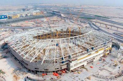 Qatar 2022: obras continúan pese a pandemia