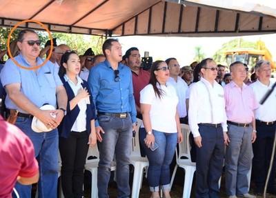 Intendente Prieto adjudica OBRA por G. 11 mil millones a SECCIONALERO acusado de CORRUPCION