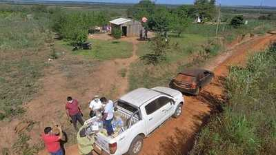 En tres semanas se distribuyeron más de 200.000 kg de alimentos en el Alto Paraná