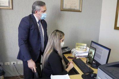 Juez ordena arresto domiciliario para exsenadora Bajac