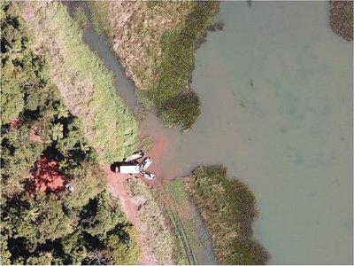 Itaipú constata cuatro supuestos puertos clandestinos