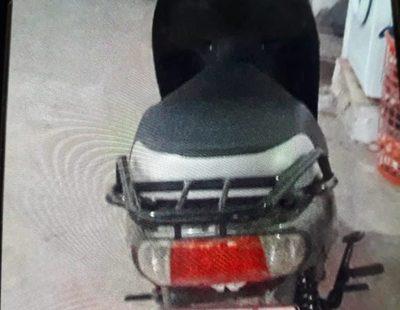 Detienen a delincuente y recuperan moto robada