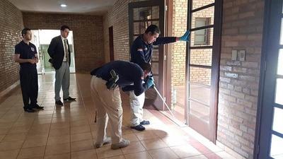 Ataque de VANDALOS a la Junta Municipal de CDE fue premeditado