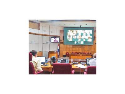 Senadores repudian actuación de titular de la Fiscalía
