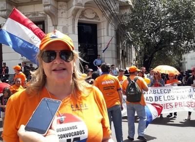 Liberación de declaración jurada: escrachadores tienen 'en la mira' a Nicanor y a otros funcionarios de las Binacionales