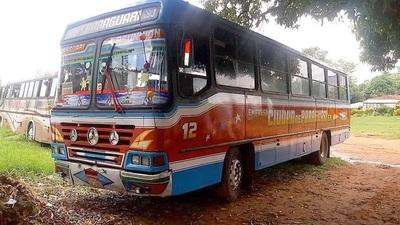 Cuarentena: Prosigue la suspensión del servicio de buses del interior