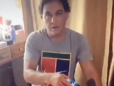 """Chito Ayala también se convierte en """"Esperancita"""""""