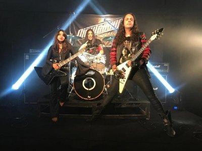 Grupos de metal paraguayo estrenan nuevas canciones