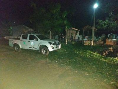 Intento de sepelio nocturno genera preocupación en vecinos de Ayolas