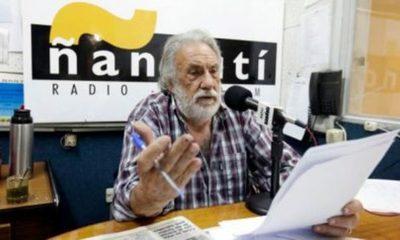 "Don Humberto Rubin recuerda a Santiago Leguizamón: ""Esa muerte es imperdonable"""