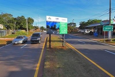 Pobladores de CDE destacan importancia de las nuevas avenidas inauguradas por ITAIPU
