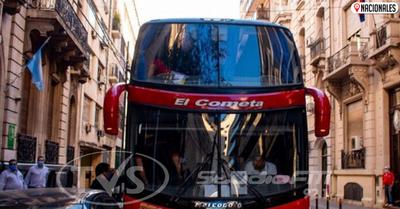 Consulado en Argentina asiste y gestiona retorno para más de 300 paraguayos
