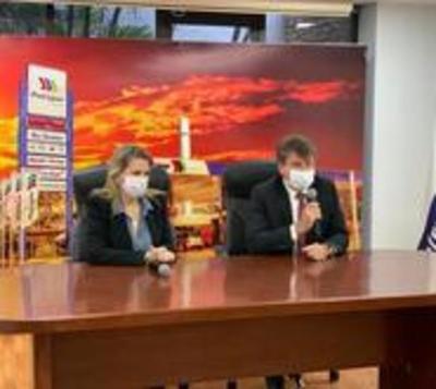 Petropar cuenta con nuevo presidente