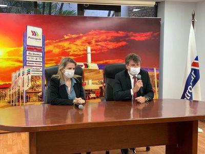 Denis Lichi es el nuevo presidente de Petropar