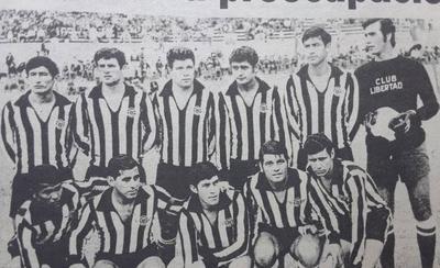 HOY / Libertad fue el primer copero fuera de la Libertadores, 50 años atrás