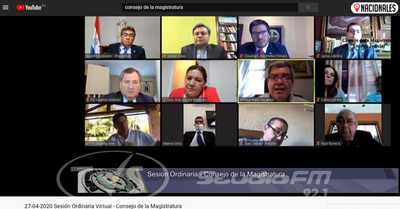 COVID-19: El Consejo de la Magistratura pedirá más dinero para culminar su sede