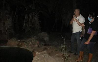 Caso de niña desaparecida en Emboscada: Hallan rastros de sangre en vivienda