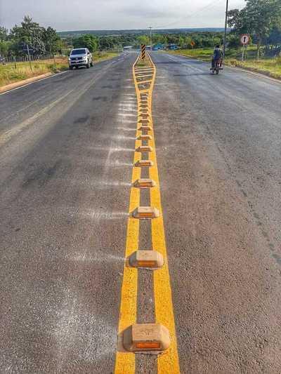 Habilitan puente que une a los departamentos de Concepción y San Pedro