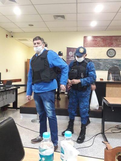 Defensa de Chilavert pide su libertad inmediata