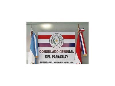 Consulado aclara que retorno de Argentina depende de Codena