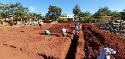 Inicia construcción de USF en San Alberto