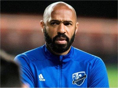 Thierry Henry admite que le queda un largo camino que recorrer con el Impact