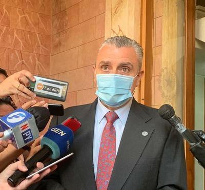 """Villamayor sobre el caso Seifart: """"Miren lo que tienen que mirar y cuéntenme en qué termina"""""""