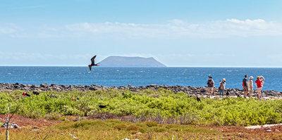Cientos de habitantes de Galápagos no pueden volver a casa