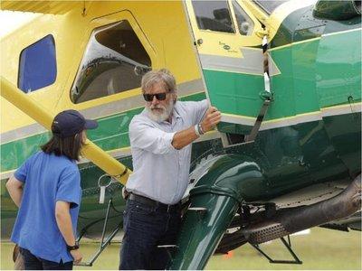 ¿Por qué las autoridades de EEUU investigan al actor Harrison Ford?