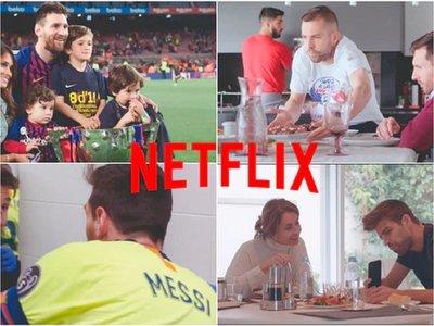 La serie documental del Barça llega a Netflix