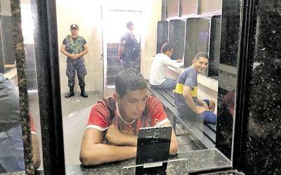Más de 1.200 reclusos libres durante cuarentena