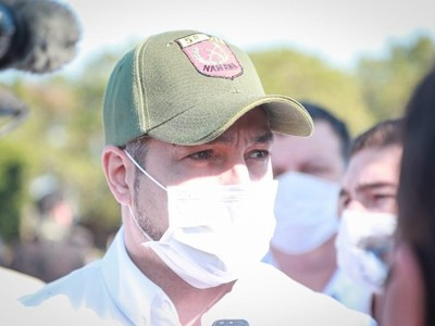 Mario Abdo espera que el inicio de la cuarentena inteligente no sea un carnaval