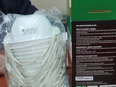 Caso Dinac: Tapabocas comprados ya vencieron el año pasado