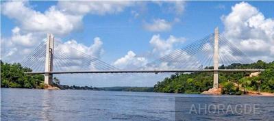 """Si """"DIOS QUIERE"""" este año arranca obras del segundo puente"""