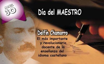 30 de abril: Día del maestro paraguayo