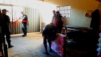 Penal de San Pedro prosigue con los estrictos controles sanitarios a los agentes Penitenciarios.