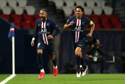 PSG es el campeón de la Ligue 1