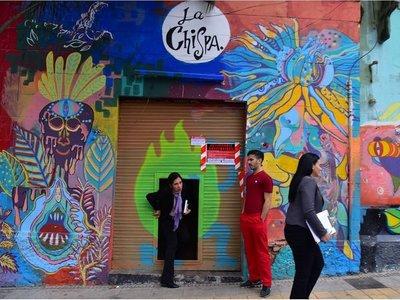 La Chispa reestrena documental La calle que un día se tomó
