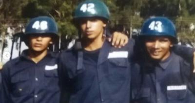 HOY / Juventud, mucho barro y un reto cumplido desde lo alto: El #TBT militar de Nutridiego