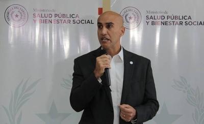 """HOY / """"Caiga quien caiga"""": Médicos expresaron su apoyo al ministro Julio Mazzoleni"""