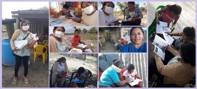 Para una docente indígena de Alto Paraguay no existen barreras para la enseñanza