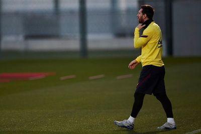 """""""Messi no se irá del Barcelona"""""""