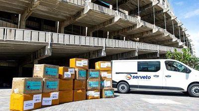 Fundació Barça dona 50.000 mascarillas a hospitales