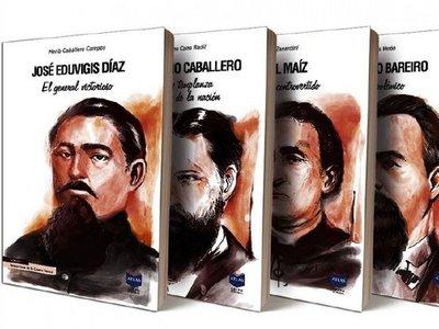 La colección Protagonistas de la Guerra Guasu llega  mañana con ÚH