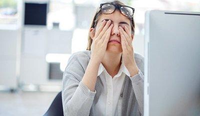 ¿Sentís molestias en los ojos cuando utilizas dispositivos tecnológicos?